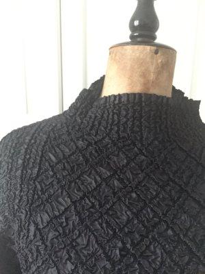 Neckholder Top black polyester