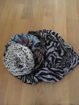 Plomo a Plata Schal / bunt