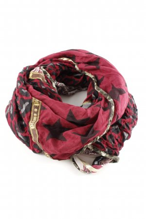 Plomo o plata Summer Scarf themed print casual look