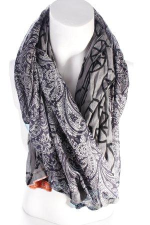 Plomo o plata Kerchief art pattern material mix look