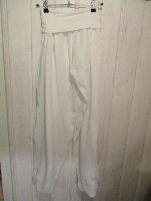 Madonna Sarouel blanc coton