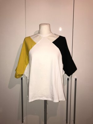 Plus Size Cut Out Shirt Gr.XL Gr.46 NEU
