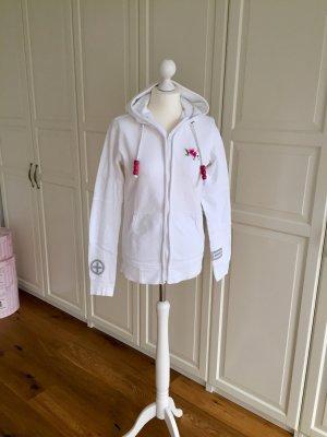 Plusminus by Chiemsee weiß hoodie M