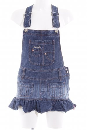 Plusminus Jeanskleid dunkelblau Casual-Look