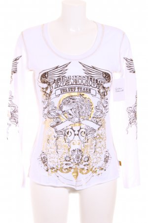Plusminus Shirt weiß Casual-Look