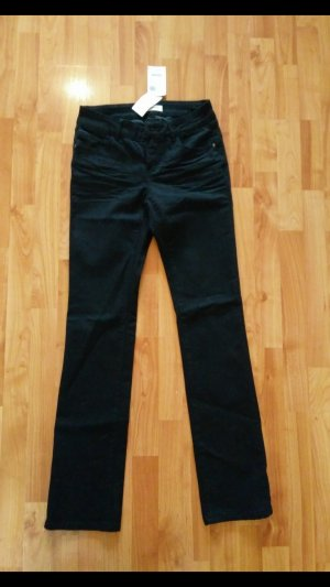 Po push up Jeans, Länge 33/34 gerades schmales Bein