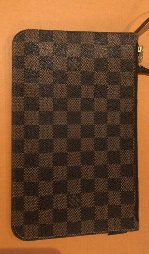 Louis Vuitton Pochette marron clair-brun noir