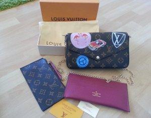Pochette Felicie M61276chain Wallet Clutch bag Purse