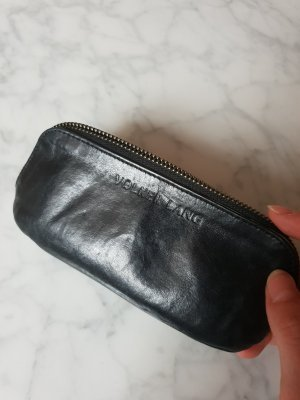 Volker Lang Bolso tipo pochette negro-verde grisáceo