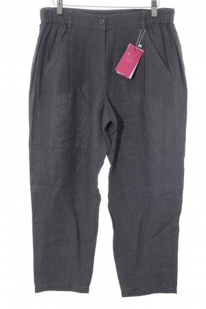 Poetry Linen Pants grey casual look