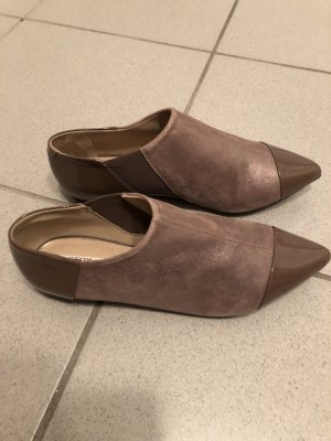 Pointed Flats Geox Respira