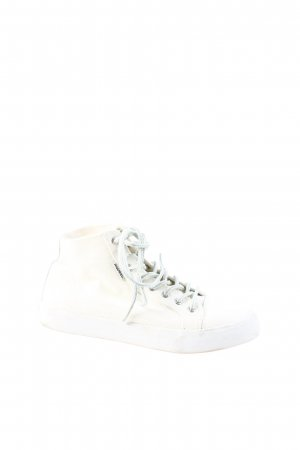 Pointer High Top Sneaker hellbeige Casual-Look