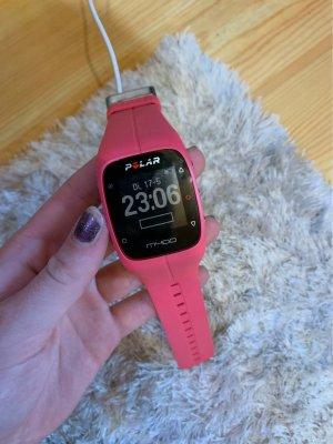 Polar Digital Watch raspberry-red