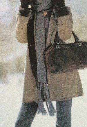 Madeleine Bontjas grijs-bruin