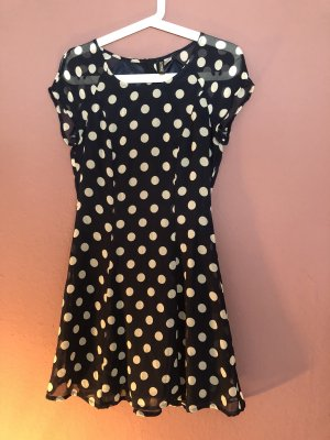 Polka-Dot Dress