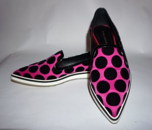 Nicholas Kirkwood Slip-on Shoes multicolored mixture fibre