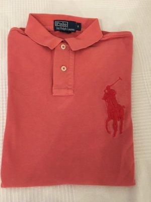 Polo Ralph Lauren Polo rouge clair coton
