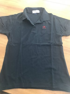 Polo Club Poloshirt schwarz