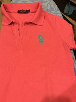 Polo Golf Ralph Lauren Poloshirt in pink