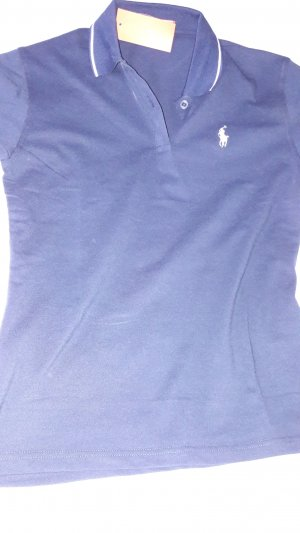 Polo Ralph Lauren Sportshirt wit-blauw