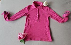 Polo in Pink