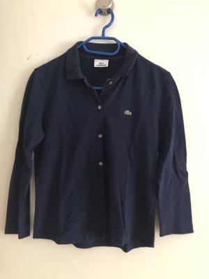 Lacoste Shirt Jacket dark blue