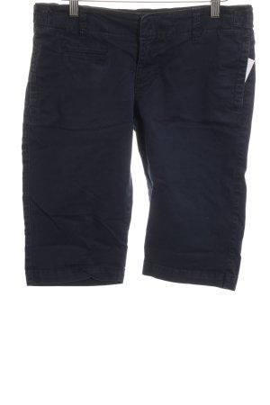 Polo Jeans Bermuda dunkelblau Applikation