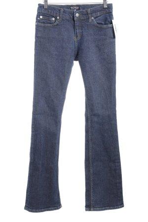 Polo Jeans Co. Ralph Lauren Boot Cut Jeans blau Casual-Look