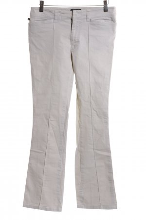Polo Jeans Co. Ralph Lauren Boot Cut Jeans hellgrau Business-Look
