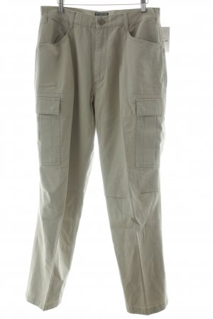 Polo Jeans Co. Ralph Lauren Pantalone cargo beige stile casual