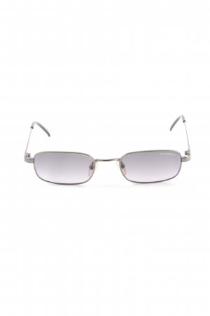 Polo Jeans Co. Ralph Lauren Angular Shaped Sunglasses black elegant