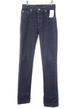 Polo Jeans Co. Ralph Lauren Jeans a vita alta blu scuro stile casual