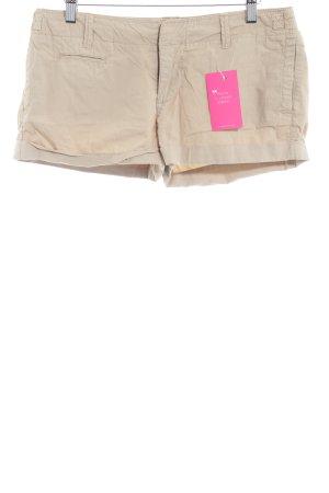 Polo Jeans Co. Ralph Lauren Hot Pants camel Beach-Look