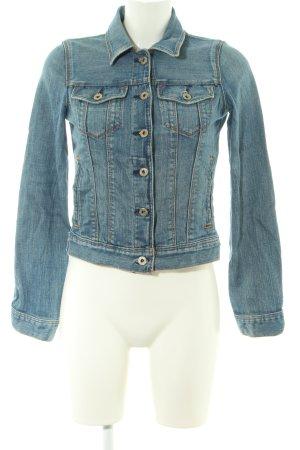 Polo Jeans Co. Ralph Lauren Jeansjacke blau Casual-Look