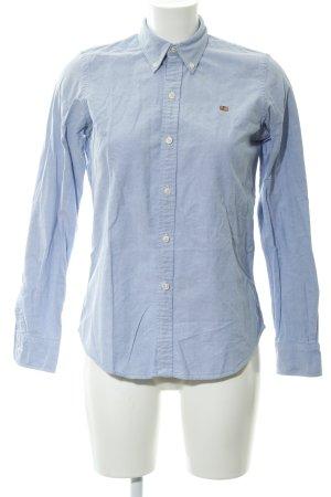 Polo Jeans Co. Ralph Lauren Chemise à manches longues bleu azur