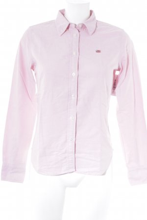 Polo Jeans Co. Ralph Lauren Chemise à manches longues rosé moucheté