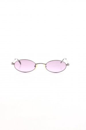 Polo Jeans Co. Ralph Lauren Oval Sunglasses pink casual look
