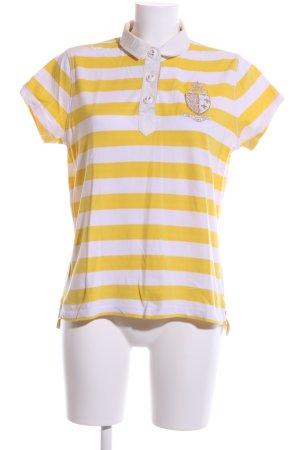 Polo Jeans Co. Ralph Lauren Polo-Shirt Streifenmuster Casual-Look