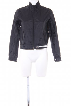 Polo Jeans Co. Ralph Lauren Regenjacke schwarz Urban-Look