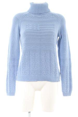 Polo Jeans Co. Ralph Lauren Rollkragenpullover blau Casual-Look