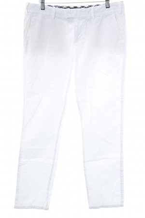 Polo Jeans Co. Ralph Lauren Stoffhose weiß Casual-Look