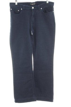 Polo Jeans Company Boot Cut Jeans dunkelblau schlichter Stil