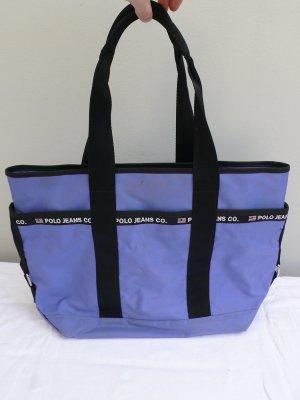 POLO JEANS COMPANY by RALPH LAUREN Schultertasche, Shopper, blau