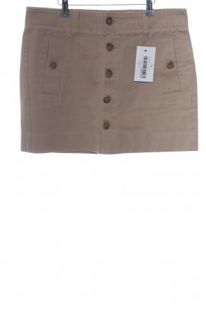 Polo Jeans Company Jeansrock braun Casual-Look