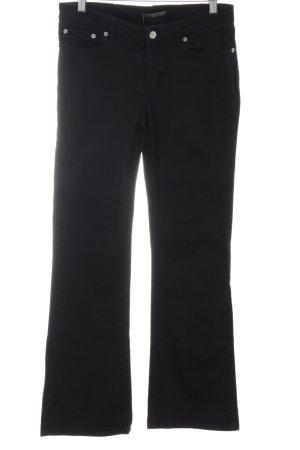 Polo Jeans Company Jeans flare noir style d'affaires