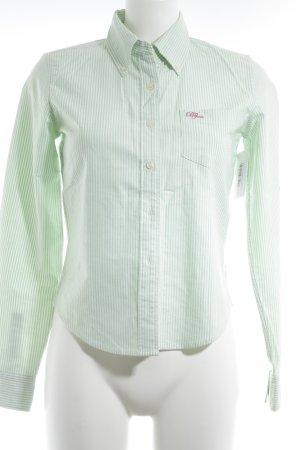 Polo Jeans Company Chemise à manches longues motif rayé élégant