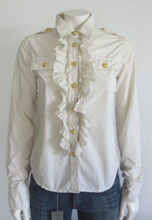 Polo Jeans Company Ralph Lauren Bluse beige Gr. M