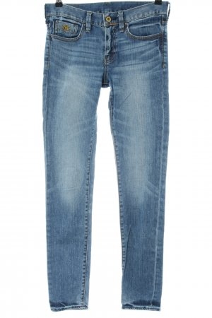 Polo Jeans Company Slim Jeans blau Casual-Look