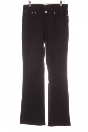 Polo Jeans Company Straight-Leg Jeans schwarz Casual-Look