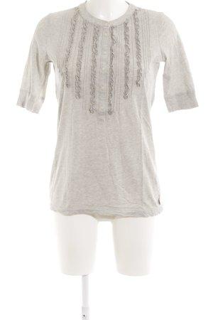 Polo Jeans Company Sweatshirt hellgrau Romantik-Look